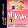 Hi Kids 1 British WhiteB Cover