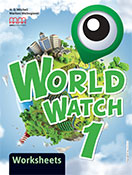 World Watch 1 Worksheets Cover Small