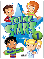 Young Stars 1 Flashcards Cover